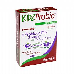 KIDZPROBIO CHEWABLE 30VTABS