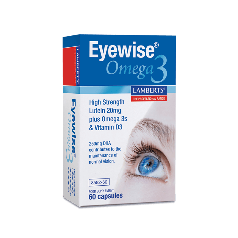 EYEWISE OMEGA-3 PLUS 60CAPS