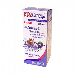 KIDZ OMEGA LIQ.BERRY 200ML