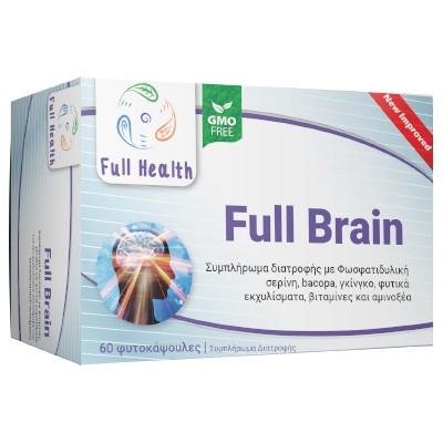 FULL BRAIN 60caps