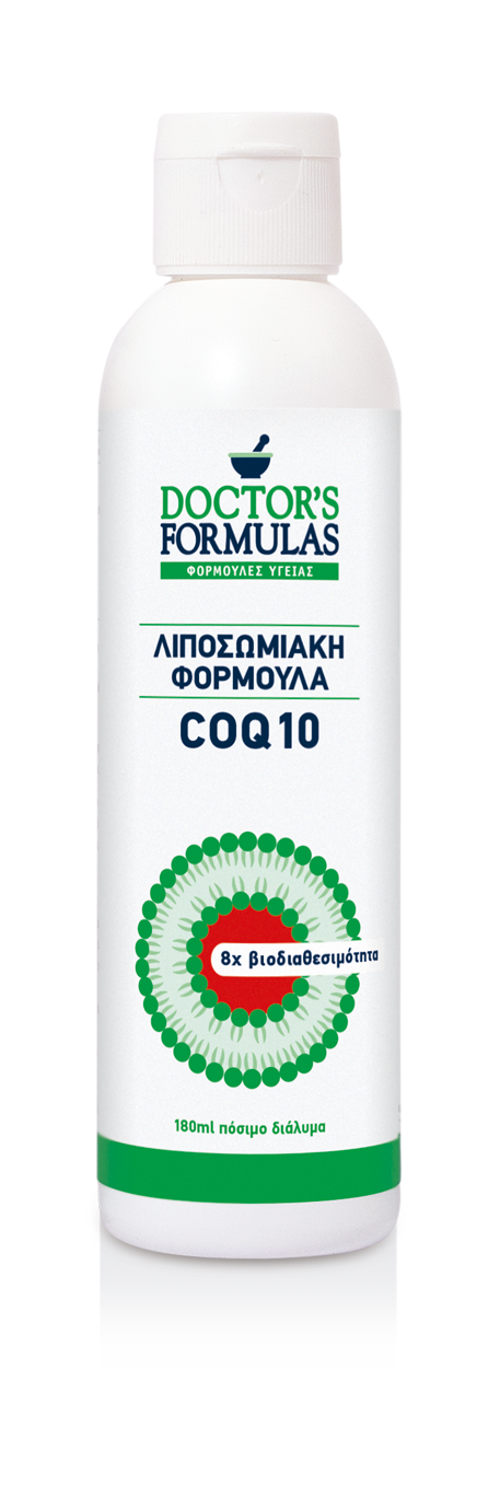 L. CO Q10 100MG 180ML
